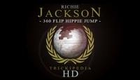 TRICKIPEDIA -- 360 Flip Hippie Jump
