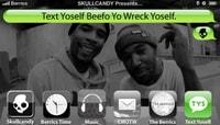 TEXT YOSELF BEEFO YO WRECK YOSELF -- With Marquis Henry & Derrick Wilson