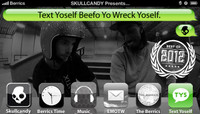 TEXT YOSELF BEEFO YO WRECK YOSELF -- Best Of 2012