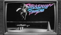 Thrashin' Thursdays -- Richie Jackson