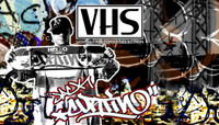 VHS - JACK CURTIN -- DGK - It's Official - 2006