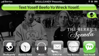 TEXT YOSELF BEEFO YO WRECK YOSELF -- At The Berrics Agenda
