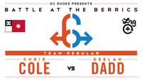 BATB 6 -- Chris Cole vs Keelan Dadd