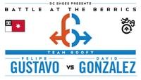 BATB 6 -- Felipe Gustavo vs David Gonzalez