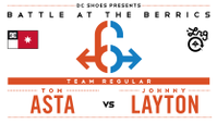 BATB 6 -- Tom Asta vs Johnny Layton