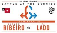 BATB 6 -- Carlos Ribeiro vs PJ Ladd