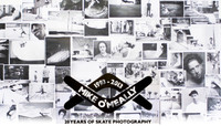 MIKE O'MEALLY -- 20 Years of Skate Photography