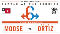 BATB 6 -- Moose vs Chaz Ortiz