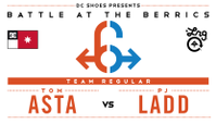 BATB 6 -- Tom Asta vs PJ Ladd