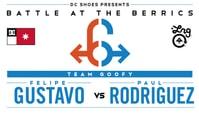 BATB 6 -- Felipe Gustavo vs Paul Rodriguez