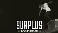 SURPLUS -- Boo Johnson