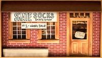 SKATE SOCKS --
