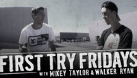 First Try Fridays -- with Walker Ryan