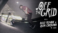 Off The Grid -- With Billy Rohan & Quim Cardona