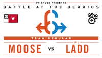 BATB 6 -- Moose vs PJ Ladd