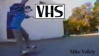 VHS - MIKE VALLELY -- World Industries - Rubbish Heap - 1989