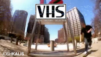 VHS - JOSH KALIS -- DC Shoes - The DC Video - 2003