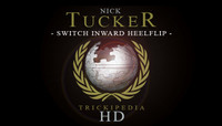 TRICKIPEDIA -- Switch Inward Heelflip