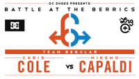 BATB 6 -- Chris Cole vs MikeMo Capaldi