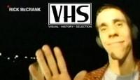VHS - RICK MCCRANK -- S - Menikmati - 2000