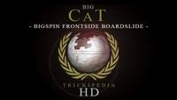 TRICKIPEDIA -- Bigspin Frontside Boardslide