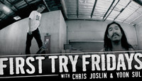 First Try Fridays -- with Chris Joslin & Yoon Sul