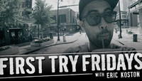 First Try Fridays -- with Eric Koston at Street League Kansas City 2013