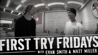 First Try Fridays -- Evan Smith & Matt Miller at the DC Embassy