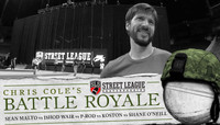 BATTLE ROYALE -- at Street League - Kansas City 2013