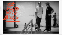 SKATE WITH BUDS DAY -- at The Berrics