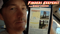 FINDERS KEEPERS -- with Ronnie Creager