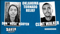 OKLAHOMIES TORNADO RELIEF DECK -- Now Available in the Canteen