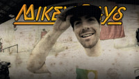 MIKEY DAYS -- at The Berrics Part 1