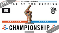 BATB 6 CHAMPIONSHIP BATTLE -- PJ Ladd vs Paul Rodriguez