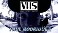 VHS - PAUL RODRIGUEZ -- Logic - Issue 6 - 2000