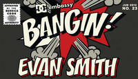 BANGIN -- Evan Smith At The Dc Embassy