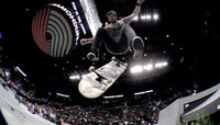 CHRIS COLE AND NYJAH HUSTON'S AFTER PARTY -- At Street League - Portland 2013