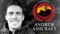 MEDAL OF HONOR -- Andrew Ashcraft