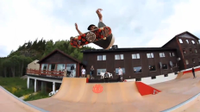 KARSTEN KLEPPAN -- at Element Europe's Vierle Skatecamp in Norway