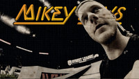 MIKEY DAYS -- at Street League - Portland 2013 - Part 1