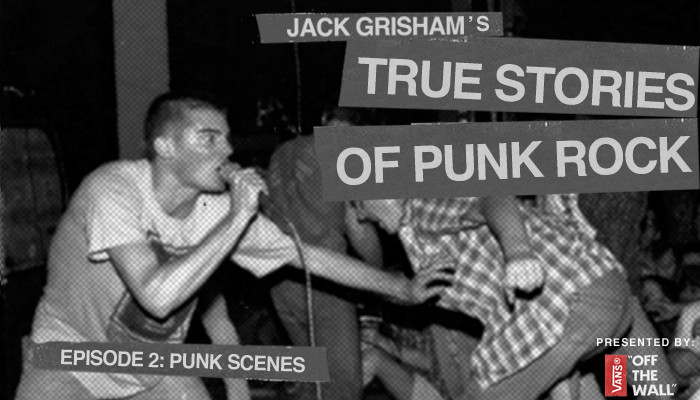TRUE STORIES OF PUNK ROCK -- Punk Scenes | The Berrics