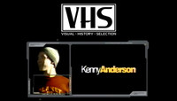 VHS - KENNY ANDERSON -- Adio - One Step Beyond - 2002