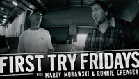 First Try Fridays -- with Marty Murawski and Ronnie Creager