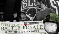 BATTLE ROYALE -- Alex Midler vs. Ryan Bobier at Street League Supercrown