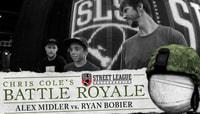 BATTLE ROYALE -- Alex Midler vs. Ryan Bobier at Street League Supercrown
