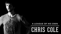 A LEAGUE OF HIS OWN -- Chris Cole