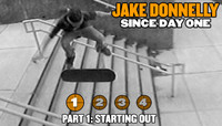 JAKE DONNELLY - SINCE DAY ONE -- Part 1: Starting Out