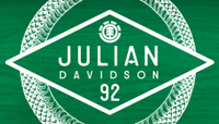 ELEMENT WELCOMES JULIAN DAVIDSON