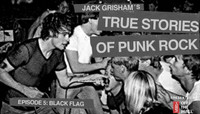 TRUE STORIES OF PUNK ROCK -- Black Flag