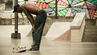 BEHIND THE RUN -- Ishod Wair